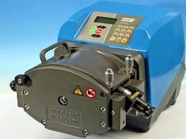 Peristaltic Pumps suit industrial processing applications.