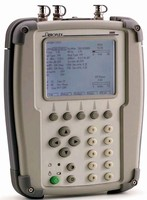 Aeroflex 3500 Portable Radio Test Set Adds Distance-to-Fault and Graphical VSWR Tests to Quickly Find Cable and Antenna Problems