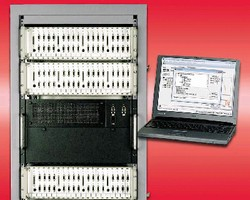 Sensor Signal Conditioning for High Channel Counts Data Acquisition System Eliminates All Aliasing
