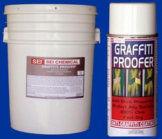 Anti-Graffiti Coating is suited for diverse applications.