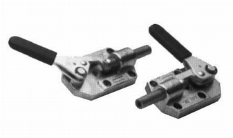 Heavy-Duty Toggle Clamps are available in metric sizes.