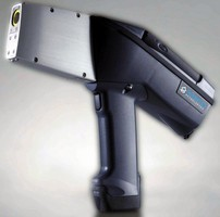 HMX Handheld XRF Tool for Point of Process Metal Film Thickness and Composition Measurement