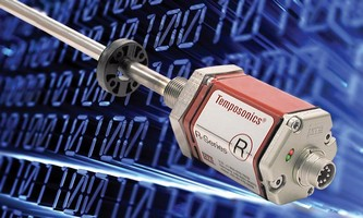 Sensor targets servo control applications in automation.