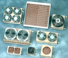 Heat Exchangers are ideal for liquid-to-air applications.