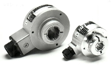 Hollow-Shaft Encoders are intrinsically safe.