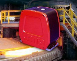 Linescanners suit high-temperature metal processes.