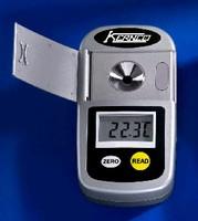 Digital Refractometer provides 0-65% range.