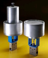 Air Operated Valves feature extra heavy duty design.