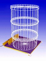 Low Profile Platform Scales weigh drums and tanks.