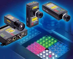 Vision Sensors offer unlimited color spectrum analysis.