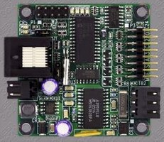 Servo Motor Controller features sample rates to 20 kHz.