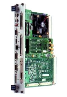 VMEbus Processor has 700MHz Pentium III.