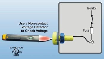 ChekVolt(TM) Voltage Portal Now C-UL Listed