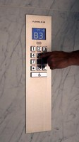 QSI Custom ADA-compliant Keypad Used by Otis Elevator Company at Seven World Trade Center