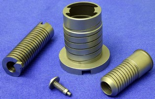 Machined Springs offer customer-specified end attachments.