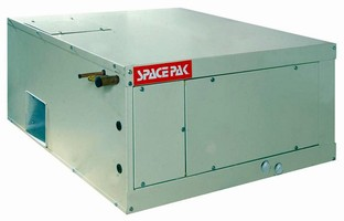 Air Handling Unit is designed for ease of installation.