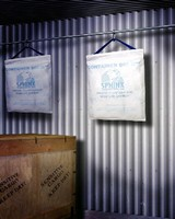 Desiccant Bags can be hung and suspended where needed.