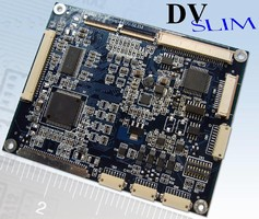 Universal DVI Controller is designed for TFT LCDs.