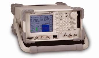 Aeroflex and Survey Technologies Announces New Field Test 6 Site Survey Software for the 2975 Radio Test Set