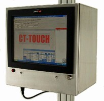 Touch-Screen Controller withstands demanding environments.