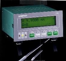 Digital Display reads out linear measurements.