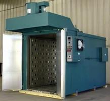 Electric Walk-In Batch Oven reaches 500