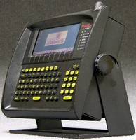 Data Collection Terminal withstands industrial environments.