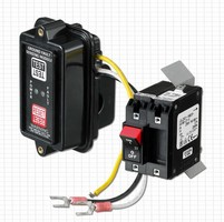 Ground Fault Sensing Module protects outlets on generators.