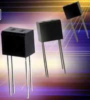 Optically Coupled Isolators offer up to 6 kVdc isolation.