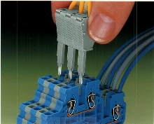 Test Plug Adapters are designed for small terminal blocks.