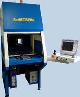 Laser Marking System provides air-cooled design.