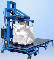 Bulk Bag Filler is designed for hazardous locations.