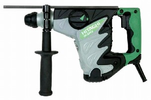 Rotary Hammer produces impact energy of 4 ft-lb.