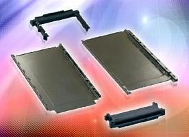 PC Card Connectors feature universal slot design.
