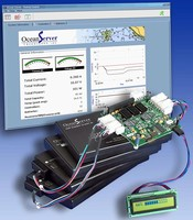 Battery Management System offers DC backup capabilities.