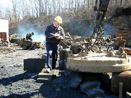 Program manages equipment inspection and maintenance.