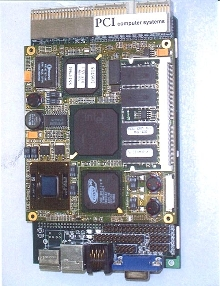 Carrier Board connects I/O to CompactPCI systems.