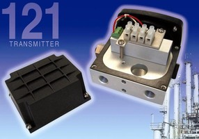 Two-Wire Transmitter features NPT interface.