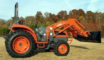 Compact Tractor can be used in various applications.