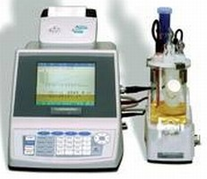 Coulometric Titrator suits trace moisture applications.