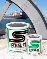 Paints protect steel in salt air environments.