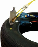 Tire Marking System is designed for optimal uptime.