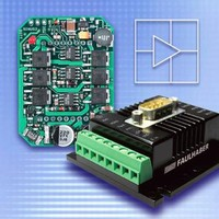 Compact Motion Controller for DC Micromotors 4 Quadrant PWM with RS232 and CAN Interface