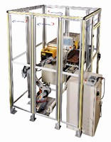 Automation Cell helps provide safe working environment.
