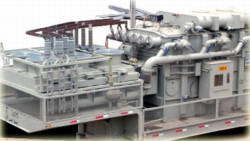 Transformer Oil Coolers range from 125-750 kW.