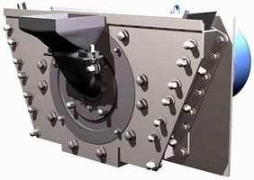 Abrasive Wheel suits high-production pipe cleaning machines.