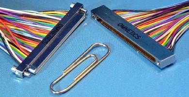 Nano Miniature Connectors come in single-row versions.