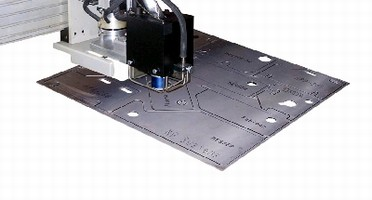Cutting Machines offer inkjet marker option.