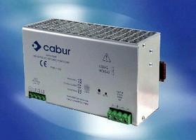 Three-Phase Power Supply provides 24 Vdc.