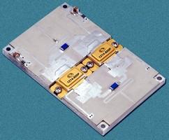 Power Modules replace transistors in radar applications.